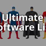 لیست کامل نرم افزار های BIM – معرفی 10 نوع نرم افزار BIM