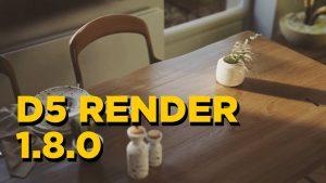 دانلود D5Render 1.9